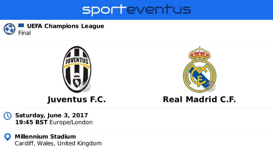 Buy #tickets in-app  #juventusfc  #realmadrid  June 3rd 19:45 BST  #championsleague   #principalitysta   http:// sportevent.us/twev175743  &nbsp;  <br>http://pic.twitter.com/9ifOwpnF1u
