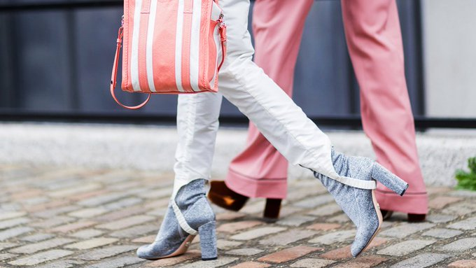 How to Wear White Jeans, According to 33 Street Style Stars