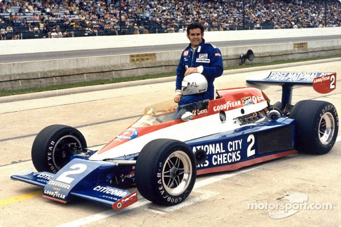 Happy Birthday to Al Unser Sr., who turns 78 today!