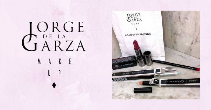 Jorge De La Garza: Make Up