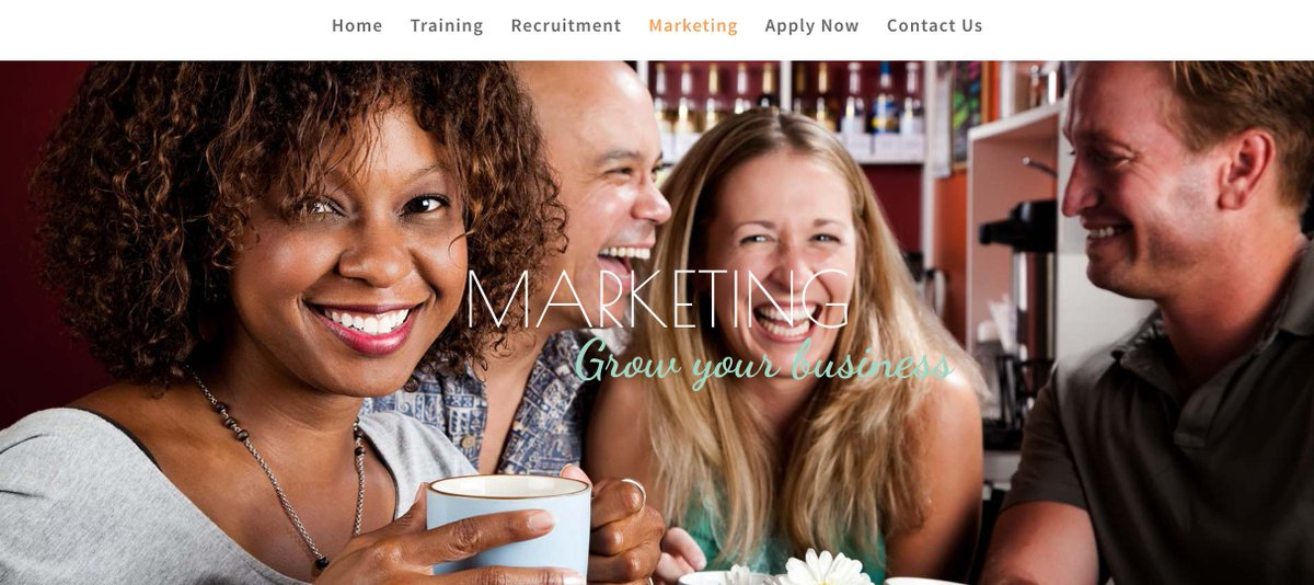 Our 3rd tier of our offering is #marketing - We tailer make marketing soulutions to assist you with #growth of your turnover #restaurants<br>http://pic.twitter.com/VV8vUzlQTB
