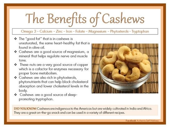 RT #Cashews are a good source of tryptophan needed to produce serotonin in the brain   http:// aboutnutritionfacts.com/tgff  &nbsp;   <br>http://pic.twitter.com/nmtyDFrB1r #h…