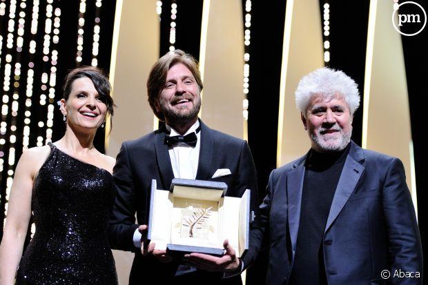 Audiences : La cérémonie de clôture de Cannes au plus bas https://t.co/YyuH1tT4Mp