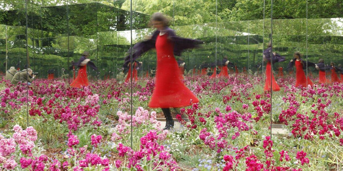 Expo festival international des jardins les fleurs au pouvoir - Festival international des jardins ...