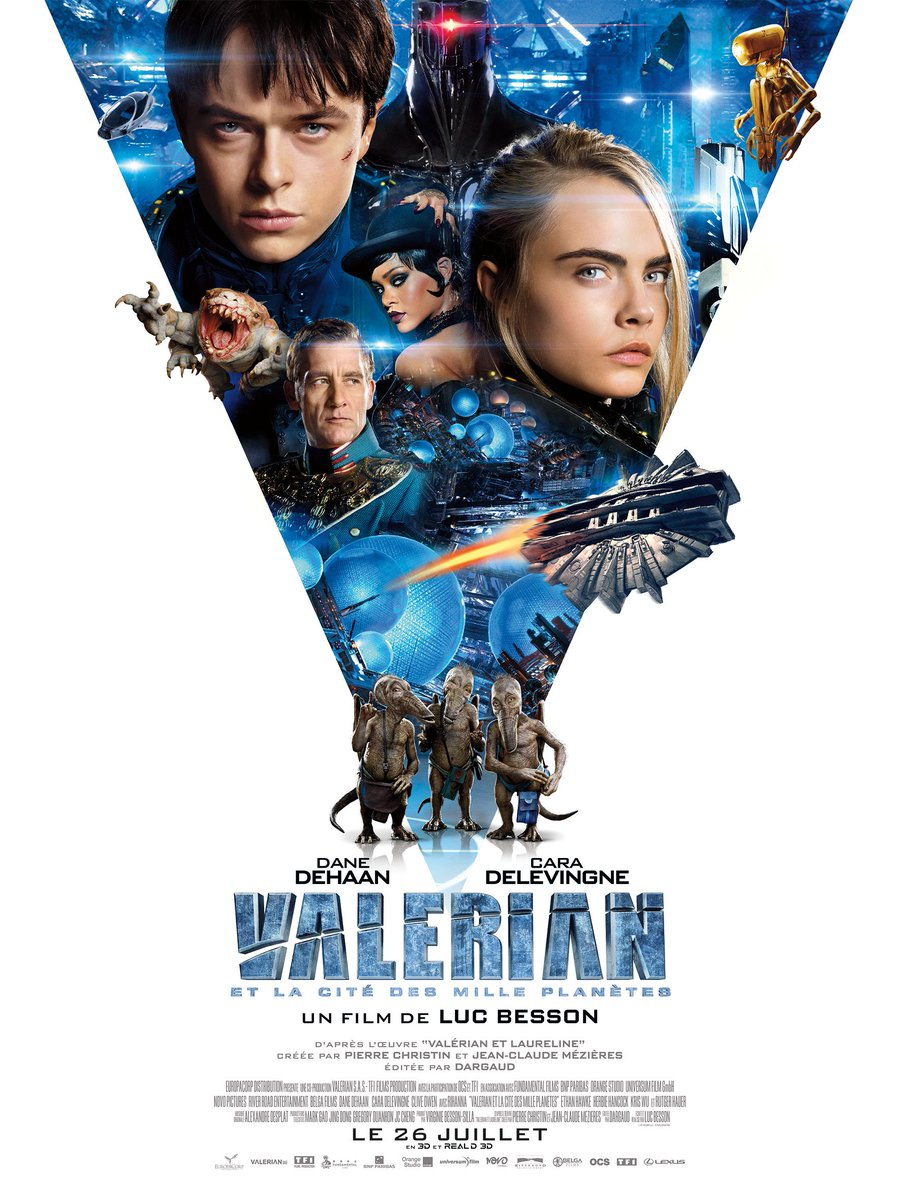 Valerian recensione