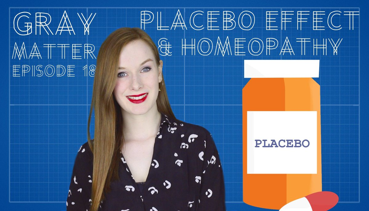 New Video! Explore the placebo effect and homeopathy: #WomeninSTEM #scicomm  https:// youtu.be/DOOBpjbvE8o  &nbsp;  <br>http://pic.twitter.com/4AuQ0OdZjd