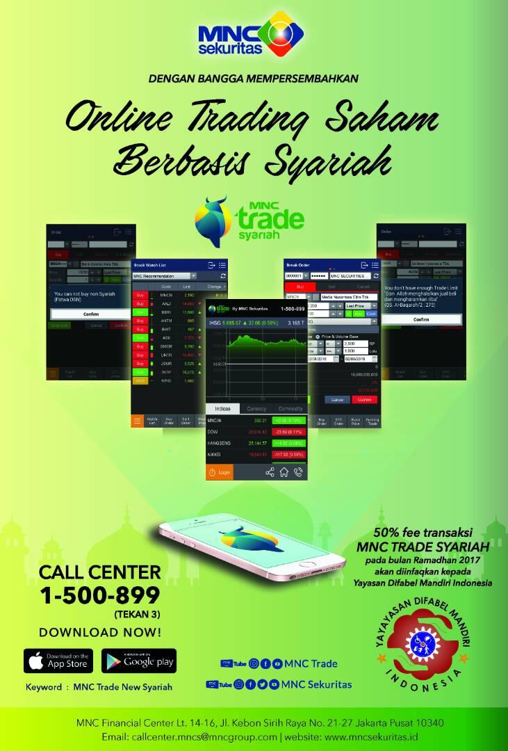 Sekuritas Wow Mnc Sekuritas Rilis Sistem Perdagangan Online Trading Berbasis Syariah Mnctradesyariah Mnctv Scoopnest
