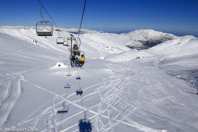 Fabuloso primer fin de semana de esquí ⛷️ en @skilaparva (Chile🇨🇱). Os deseamos la mejor de las temporadas 😉➡️https://t.co/2U7E0BedHN