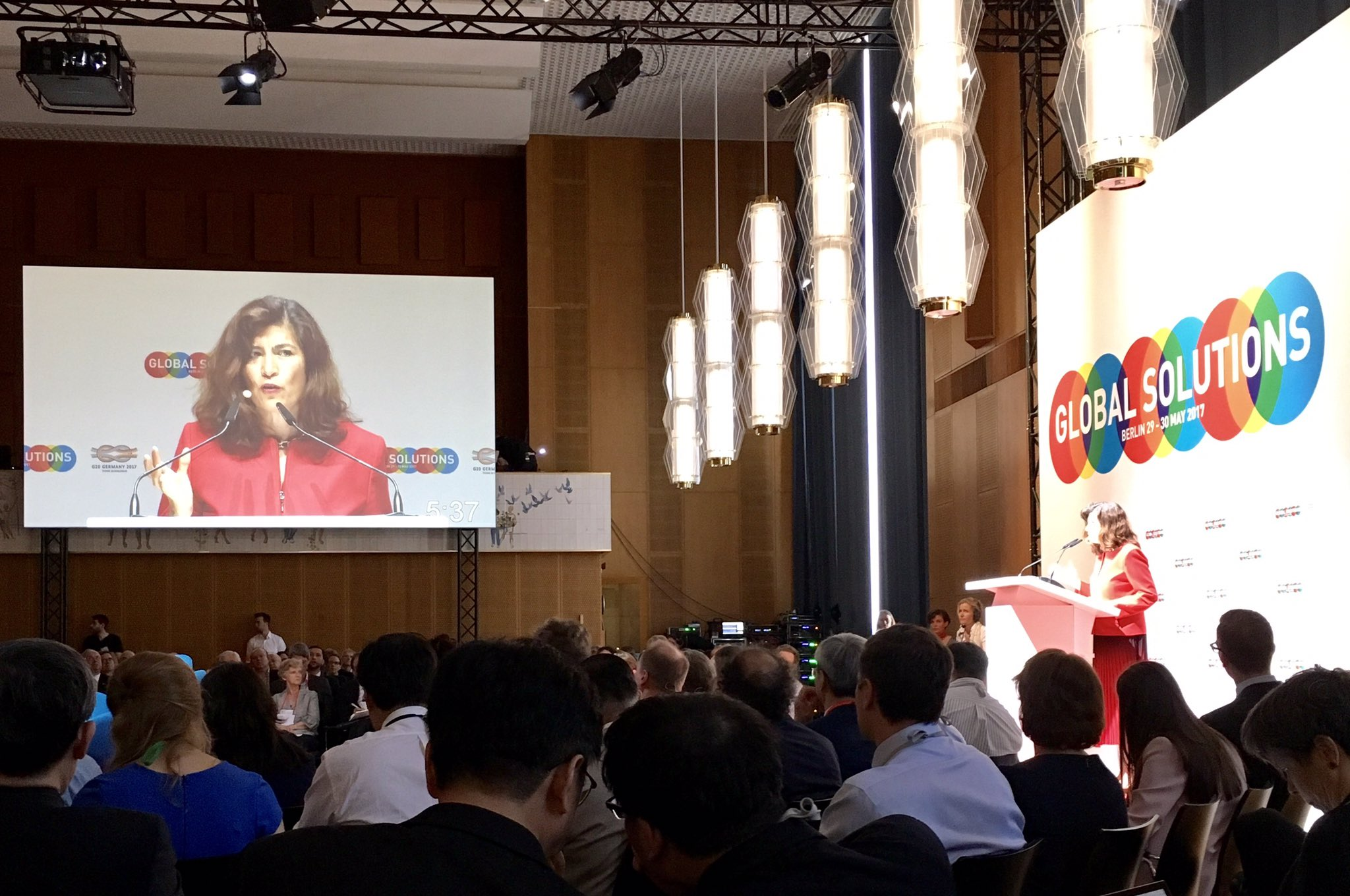 Gabriela Ramos #OECD calls for a change in the growth model to ensure that no one is left behind. #SDG is the roadmap #T20Germany https://t.co/SZ5vRT92Ue