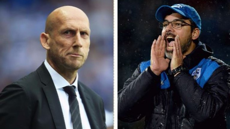Jaap Stam v David Wagner: Championshp play-off final preview https://t...