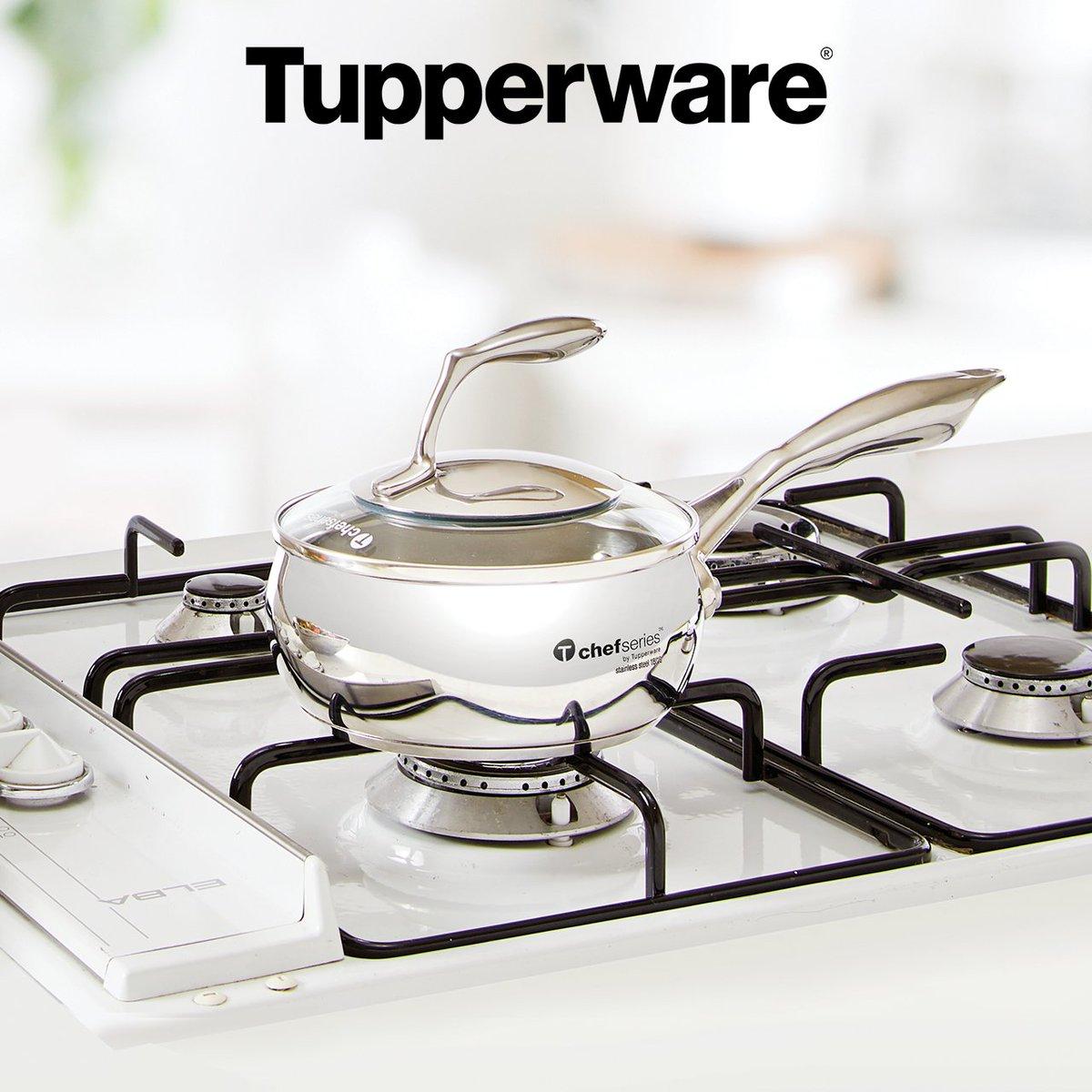 Tupperware Indonesia On Twitter Tchef Sauce Pan 1l W Glass Cover Fry Untuk Masak Makanan Berkuah Yang Pas Porsinya Keluarga