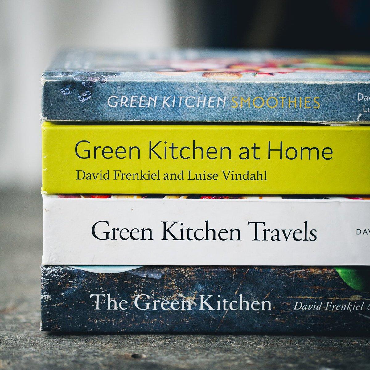 Green Kitchen Stories Book David Frenkiel Gkstories Twitter