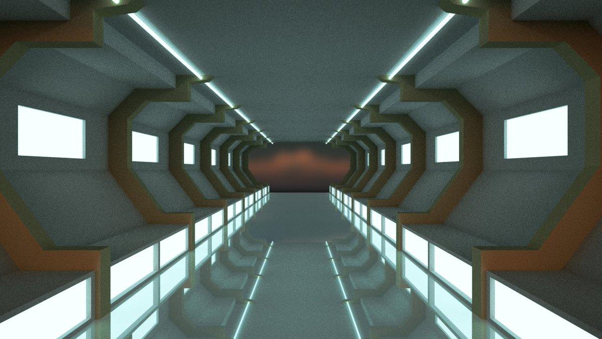 Ship hallway development  https:// youtu.be/0wRx3GMSjXE  &nbsp;   #youtube #blender #tutorial #new #SupportSmallStreamers #subscribe #LIKEs #love #Blender3d<br>http://pic.twitter.com/0dj9atWlF3