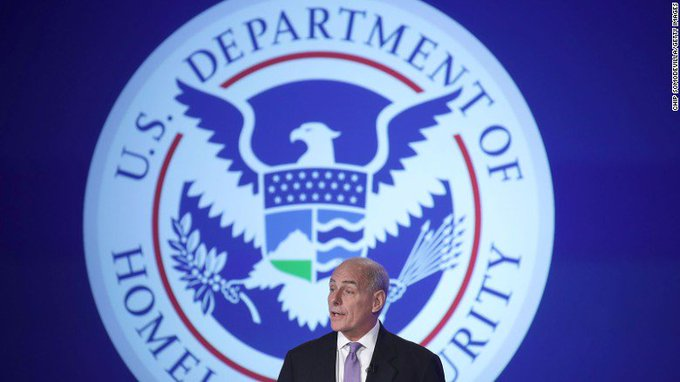 DHS Sec. John Kelly said people would 'never leave the house' if they knew what he knew about terrorist threats https://t.co/9poM04cE6R
