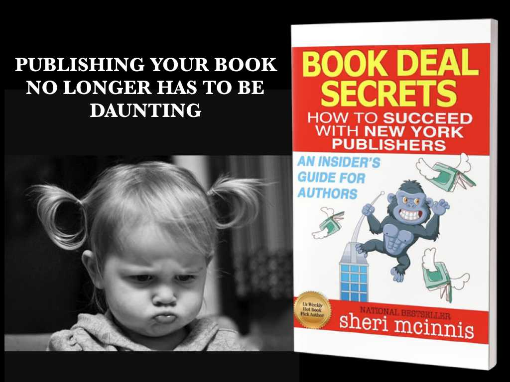 #RT a wonderful insightful and informative guide into the complex world of #publishing by @SLMcinnis  http:// myBook.to/BookDeal  &nbsp;   #Mustread 5<br>http://pic.twitter.com/a8GSVWtrOE