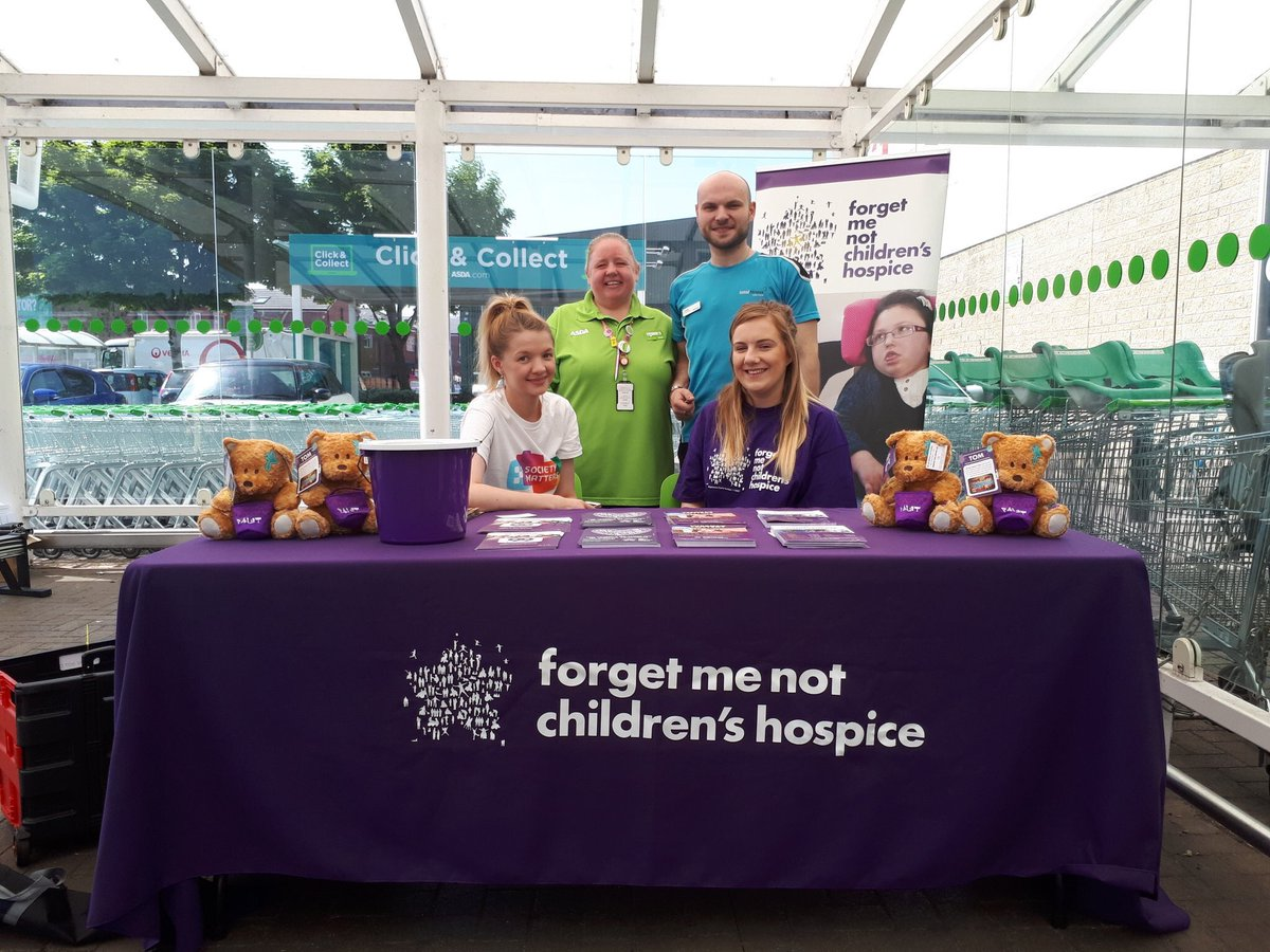 Another big day today @ForgetMNotChild Hospice will be in store collecting to continue the great work it does in our community #charity <br>http://pic.twitter.com/LtoGwOiyYz