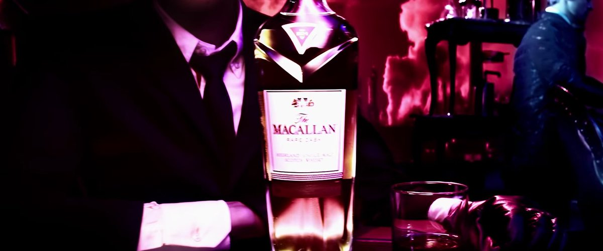Scotch brand Macallan has a new touchable video -  http:// bit.ly/2puc5yV  &nbsp;   #videomarketing <br>http://pic.twitter.com/WOMKwSqmXZ