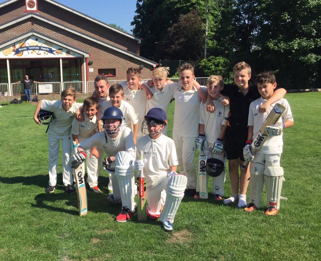 Another exciting win for our year 7 boys at St Aubyn&#39;s in the Essex  D Brett &amp; R Morris MoM #SCA <br>http://pic.twitter.com/sUxDZSuYzl