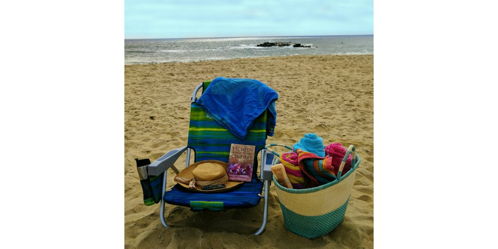 The beach. Salty breezes. Silky sand and rolling waves. The perfect book. Summer is complete.  http:// ow.ly/br3l30c5pxQ  &nbsp;   #ASMSG #70s <br>http://pic.twitter.com/ZlxOqcRngm