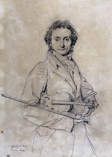 #Today in 1840 Death of Italian composer and #violinist Nicolo #Paganini. #MusicHistory #classicalmusic<br>http://pic.twitter.com/wLebdTXY0z