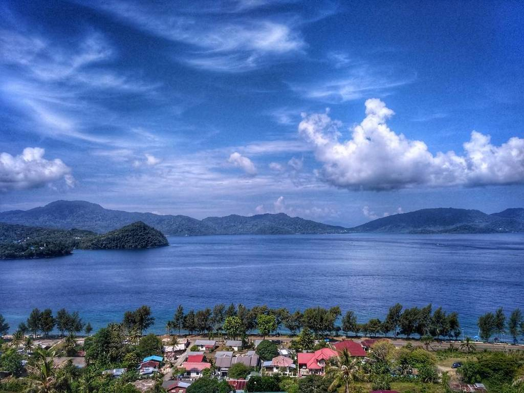 Wisata Aceh On Twitter View Sabang Dari Hotel Sabang Hill Yang Sangat Indah Https T Co Eceyregxpd