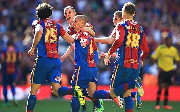 Relive it, with these highlights..#cpfc   https:// youtu.be/TEhftups14Q  &nbsp;  <br>http://pic.twitter.com/xnFVOYbVxl