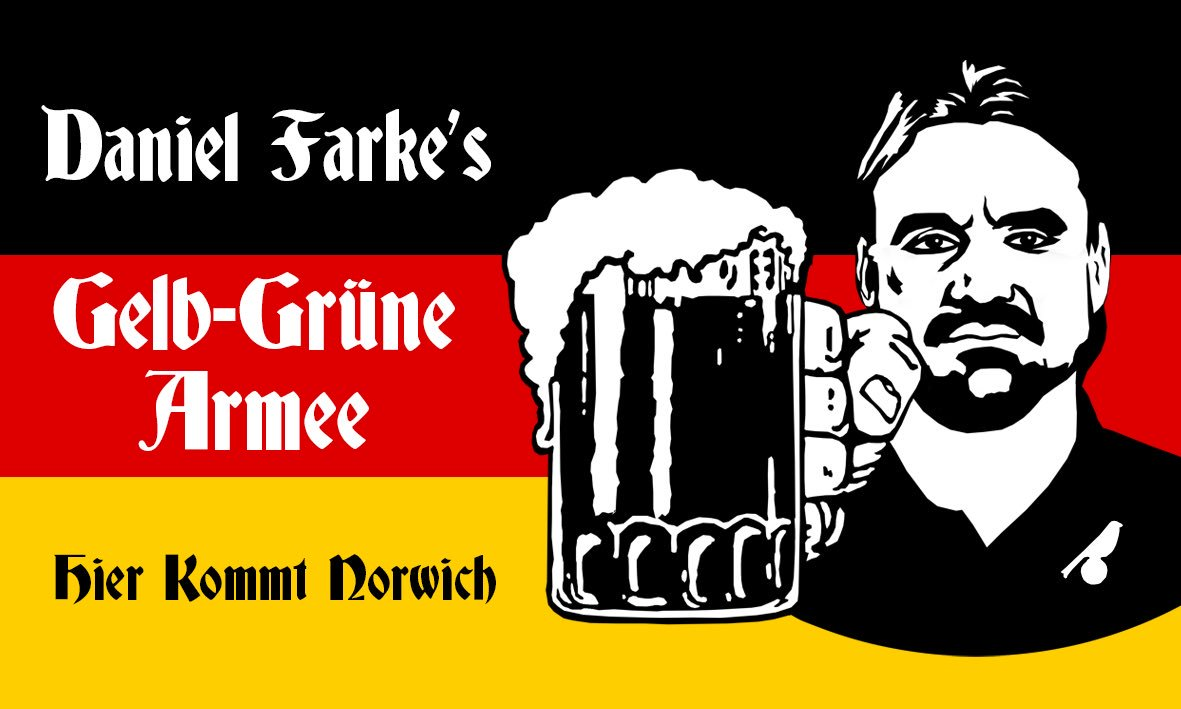Plus.... due to popular demand we&#39;re thinking we might do some stickers. Who&#39;d want some of these Germany inspired ones? #ncfc <br>http://pic.twitter.com/7Kdjpl89nr