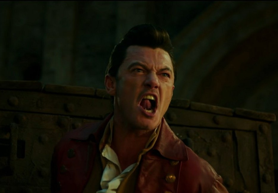 Furious #Gaston! When you have a bad mood, these photo are very relevant!! #LukeEvans is the great actor!! #BeautyAndTheBeast #luketeers<br>http://pic.twitter.com/7KmlfOBYQQ