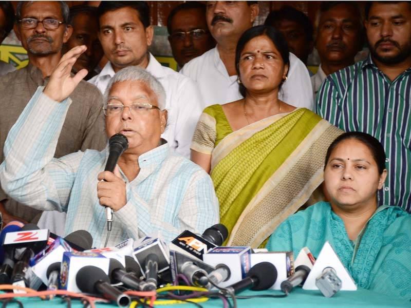 Misha Bharti - shell co. link in Jain diary. Will Nitish Kumar dump Lalu Prasad Yadav now? Tweet your views on #LaluLootDiary