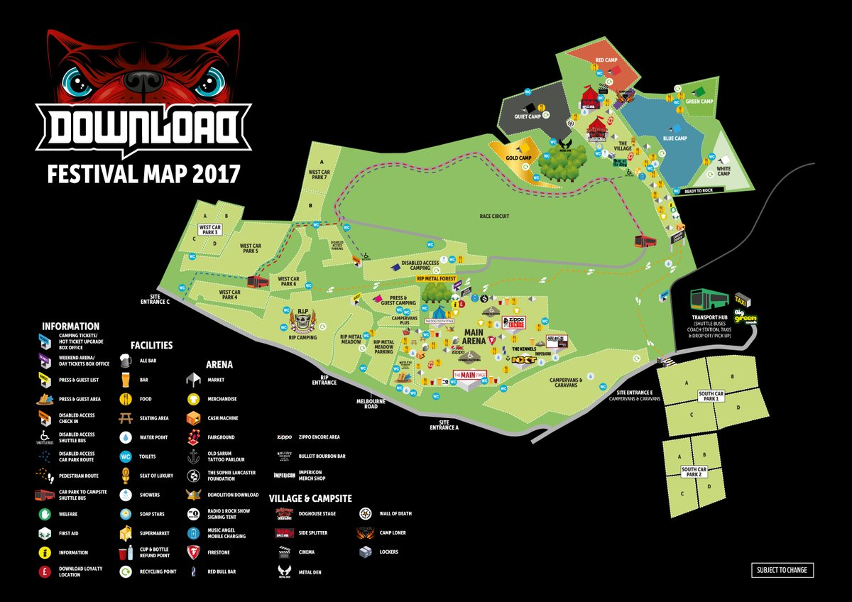 Download Festival on Twitter: