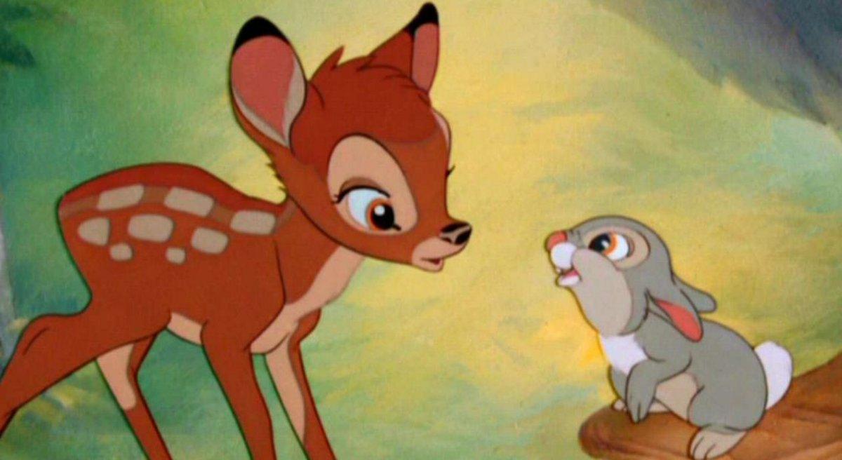 🎂 Joyeux anniversaire ! 75 ans après, Bambi n'a toujours pas pris une ride 👉https://t.co/a2ebdJypBm