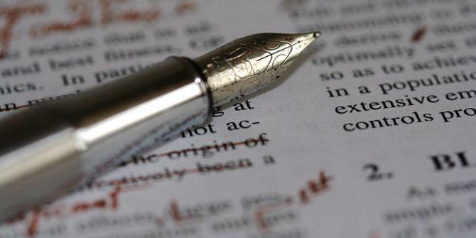 samples of essays written