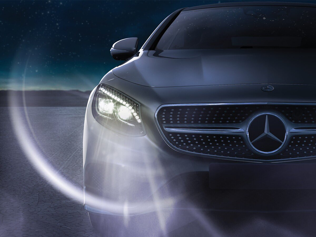 We'd like to wish everyone a very spiritual and prosperous Ramadan – from all of us at Mercedes-Benz. #RamadanKareem