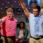 Orlando Bloom and James Corden show off their stripper moves: watch! https://t.co/gJXaEraOGs