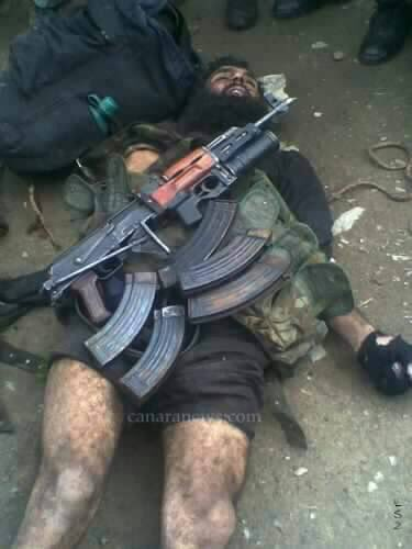 Top Hizbul commander among ten gunned down by Army in Kashmir