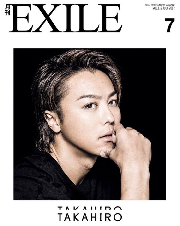 #TAKAHIRO #月刊EXILE #hair&amp;make #cover<br>http://pic.twitter.com/6R2PTtqae3