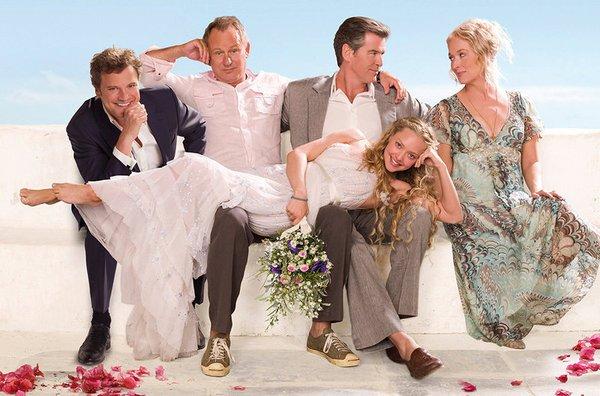Meryl Streep y Colin Firth encabezan el reparto de 'Mamma Mia 2'. fotogramas.es/Noticias-cine/…