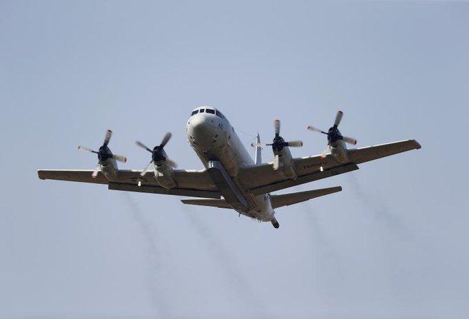 Chinese jets intercept U.S surveillance plane: U.S. officials https://t.co/EBzuZ6dCZO