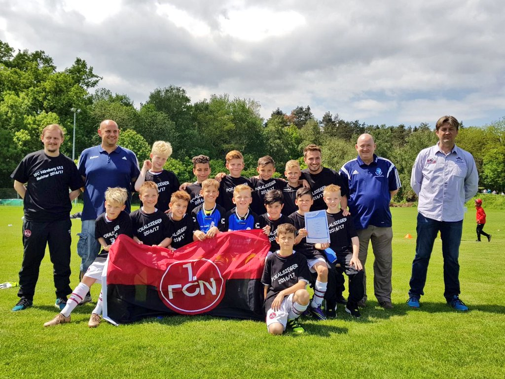 Two  for #fcnnlz! The U11 and the U13 triumph in their cup competitions.   #fcn <br>http://pic.twitter.com/Ipi6PUvvrw