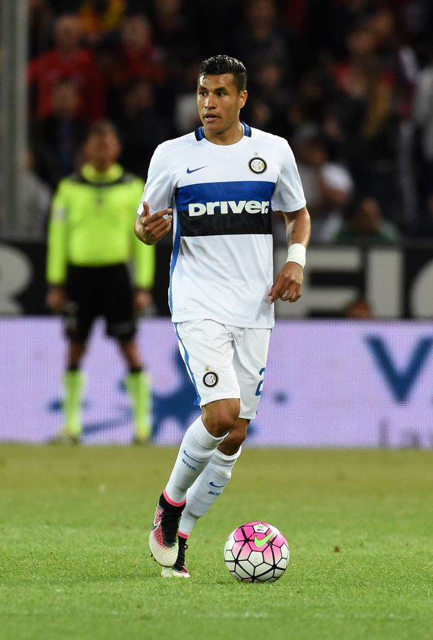 Rafa Benitez has reportedly added Inter Milan centre half Jeison Murillo to his list of targets this summer. #NUFC <br>http://pic.twitter.com/0uqcbWGtIm