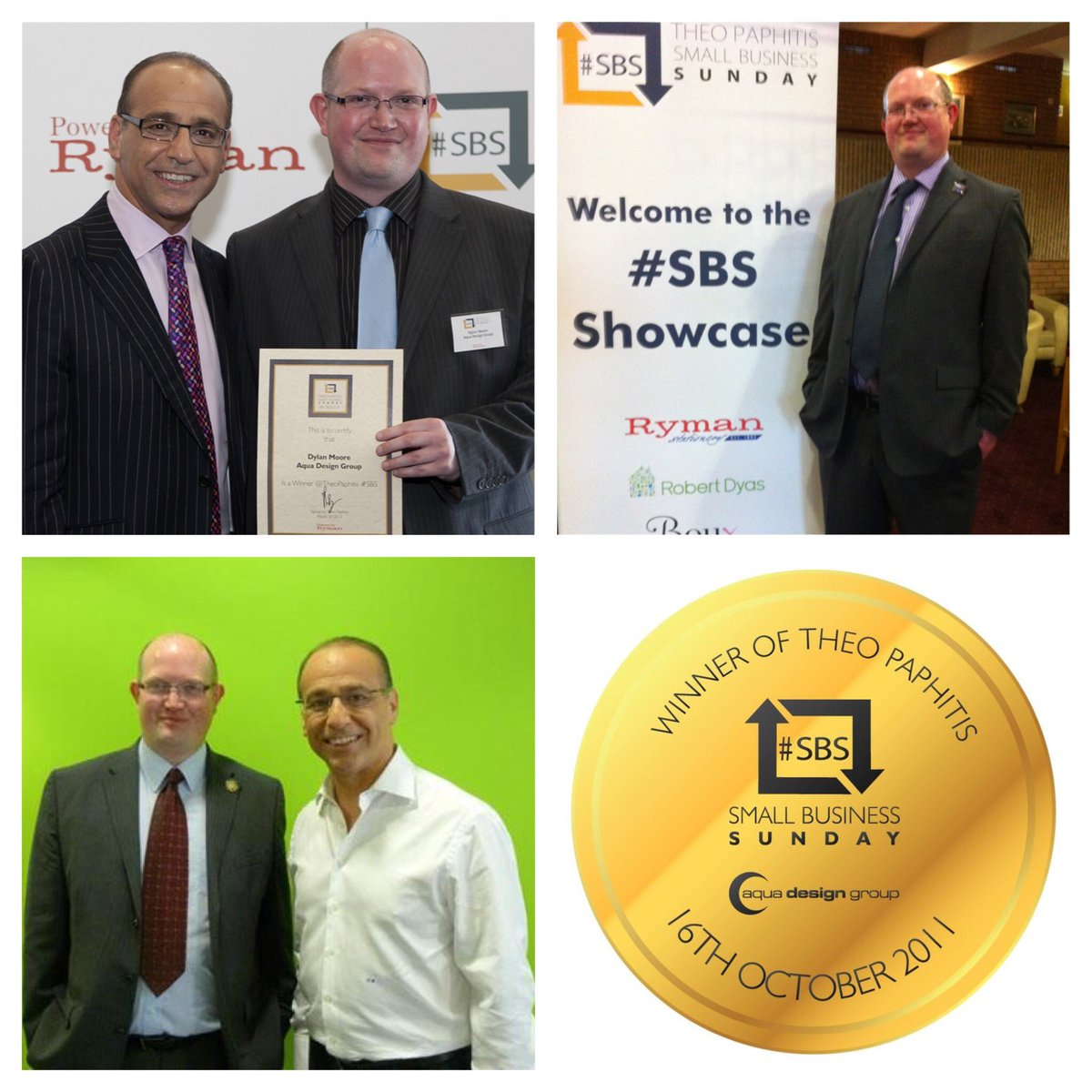 Give your #SmallBusiness a weekend showcase with @TheoPaphitis #SBS every Sunday 5-7.30pm.<br>http://pic.twitter.com/YB31ahTmoo