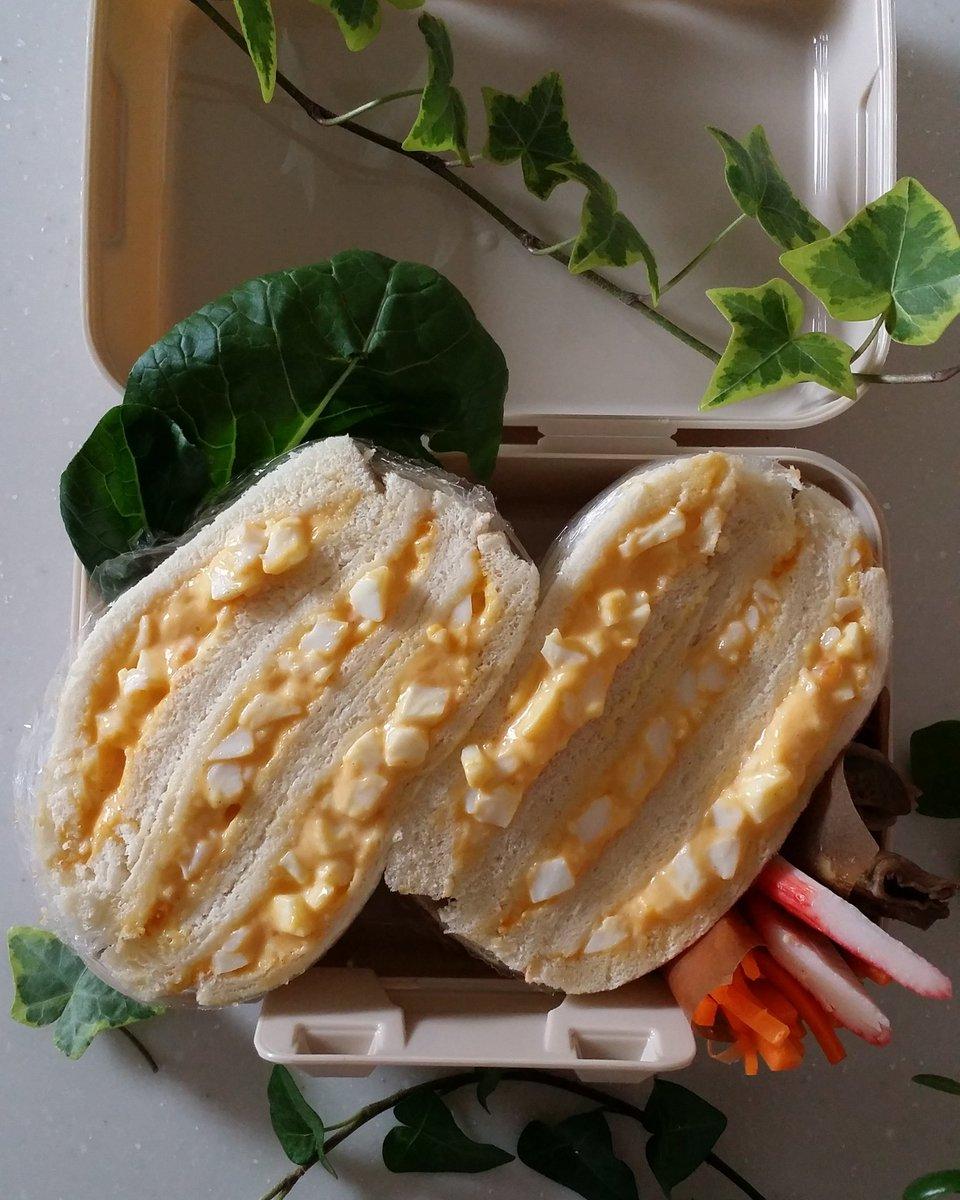 test ツイッターメディア - サンドイッチのお弁当。 セリアの工具箱…粘土ケース?は、もはやあたしの中ではランチボックスという括りに成ってしまいました(笑) ほんとに使いやすい?  #サンドイッチ #お弁当 #セリア #ランドセル #ランチボックス https://t.co/1uCU4t0Twf