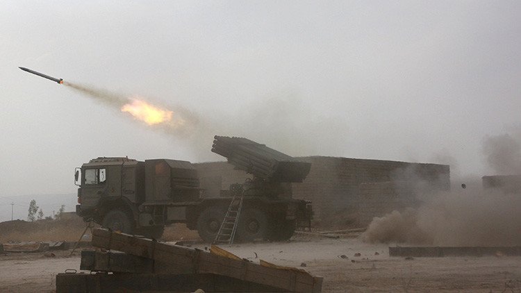 ActualidadRT: Fuerzas iraquíes inician u...
