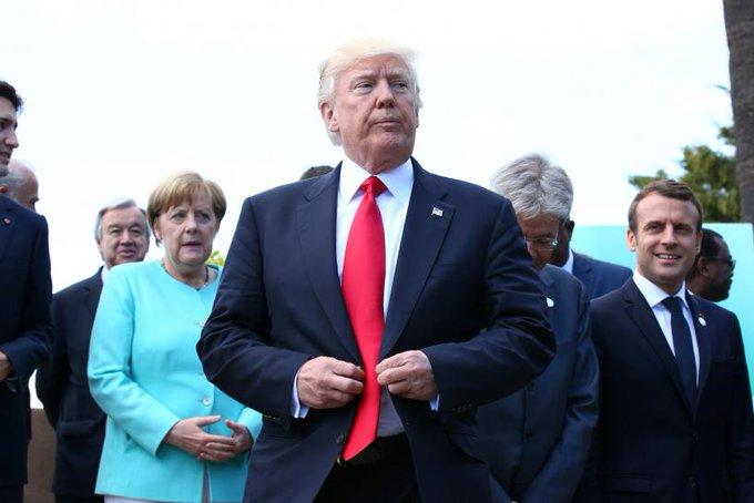 G7 communique acknowledges split with U.S. on climate https://t.co/DZvxqKjfic