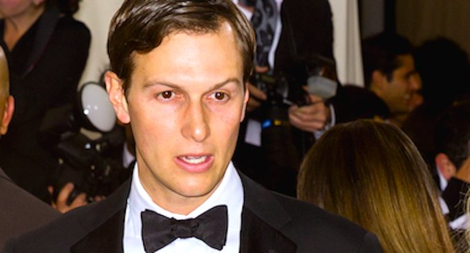 Russian banker Kushner met with in December is graduate of 'finishing school' for spies: report https://t.co/zkz0RJjJg0