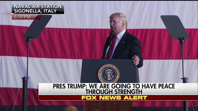.@POTUS: 'American military history is rich with noble traditions, harrowing missions, and selfless heroes.'