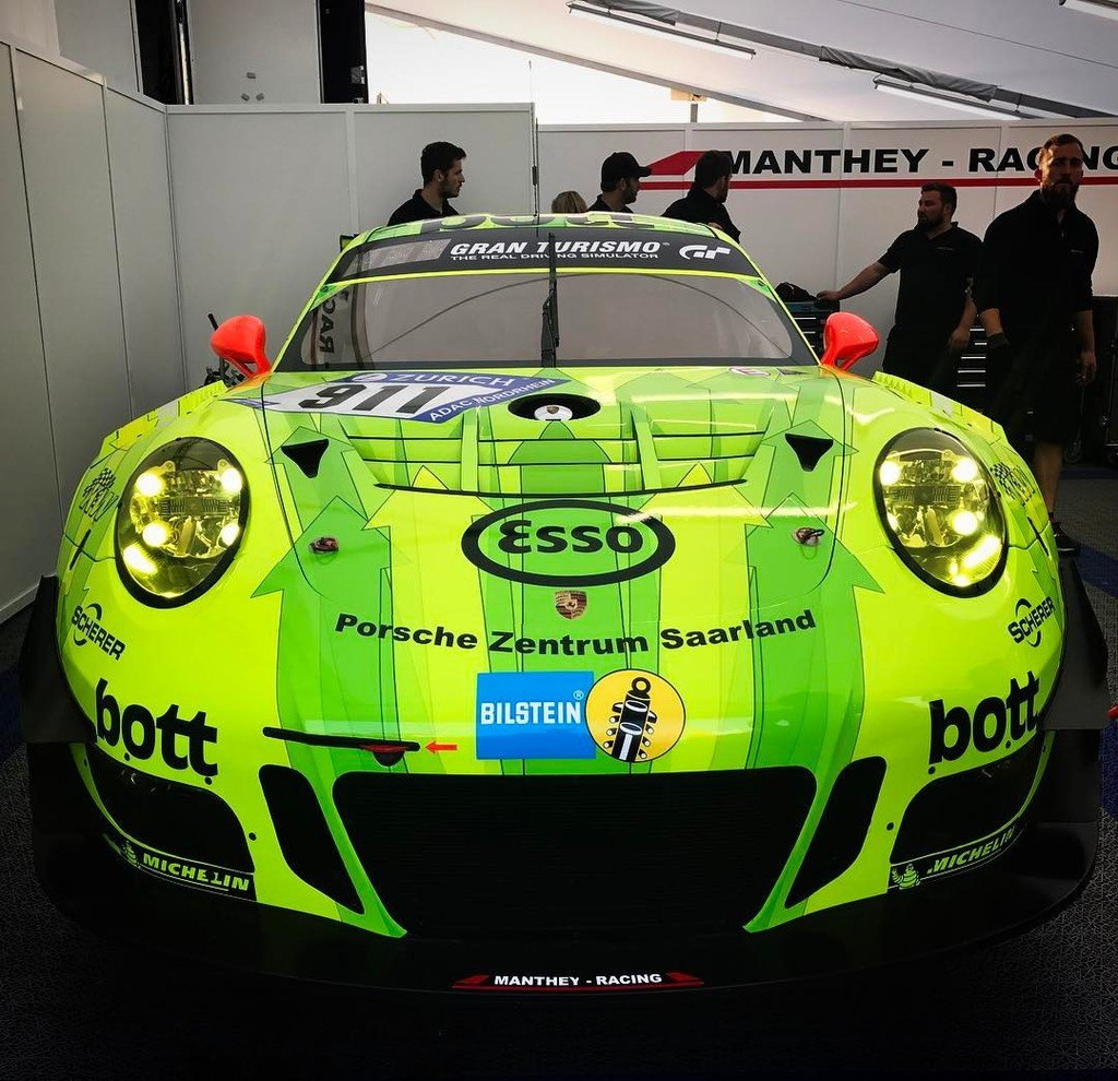 It&#39;s race day at the Nürburgring. This year&#39;s N24 will be my 20th 24-hour race... How time flies by. #travel #auto…  http:// ift.tt/2qmyu61  &nbsp;  <br>http://pic.twitter.com/0s8I0b3rIt