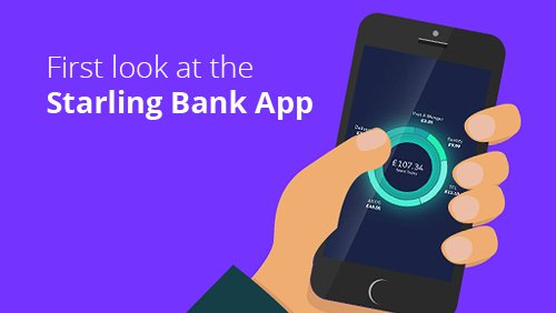 The team at @SmartMoneyPPL got their hands on the Starling #app &amp; took a look at the latest features    http:// goo.gl/Eg6QCd  &nbsp;   #fintech<br>http://pic.twitter.com/vFfc3Y6wpZ