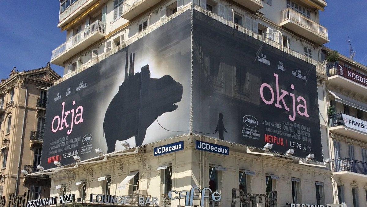 Festival de #Cannes: bataille entre anciens et modernes sur la Croisette https://t.co/DAWaXbj8WU