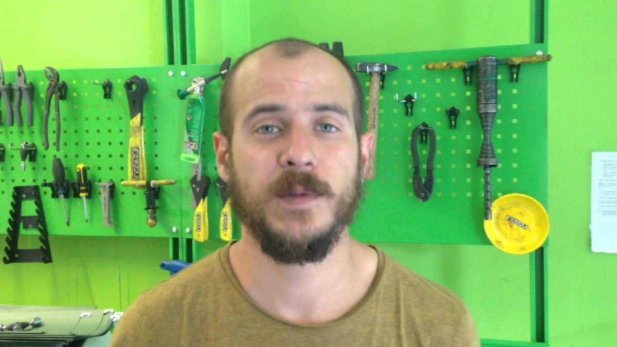 #Bike #Maintenance #training for cycle shops and services. Hear is Diago on Level 2 #course  http:// buff.ly/2pvYKoZ  &nbsp;  <br>http://pic.twitter.com/yRncEl758q